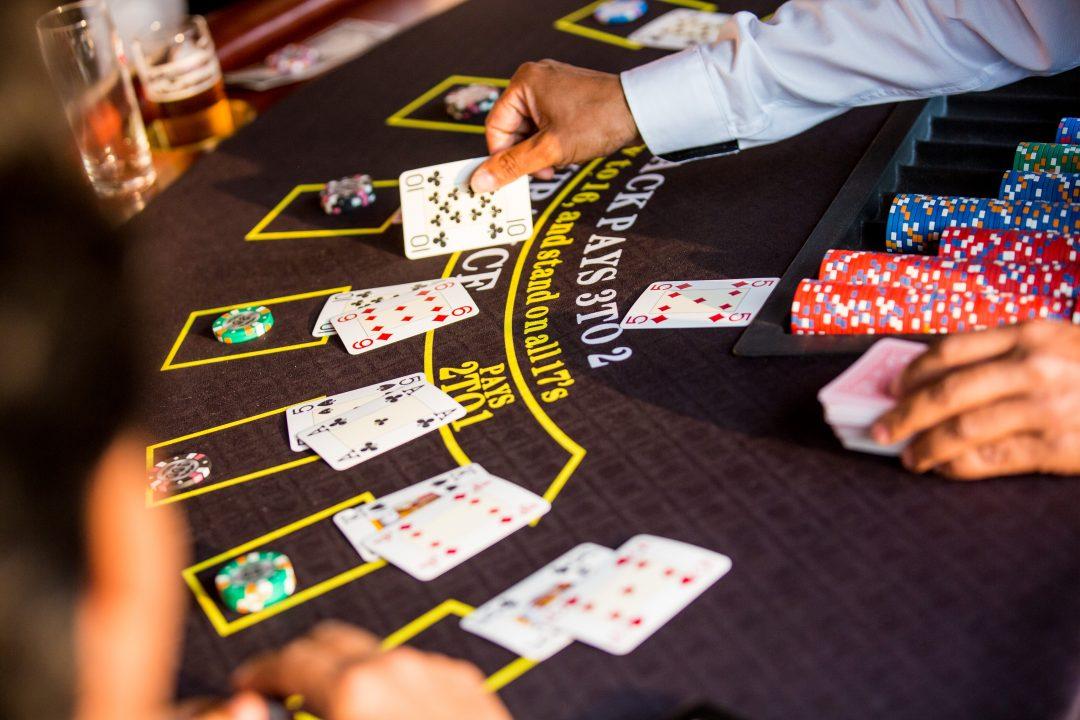 Black Jack - casino huren