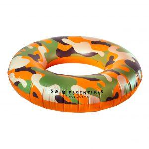 Camouflage zwemband