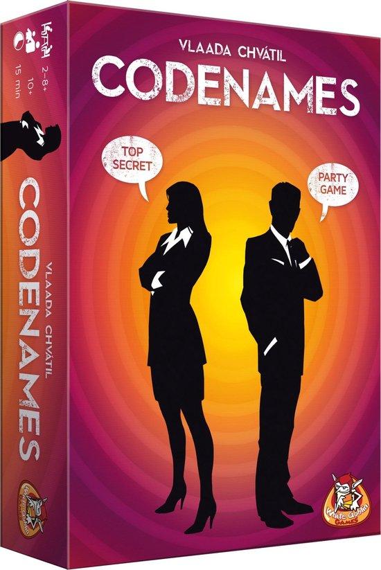 Codenames - Dayoff