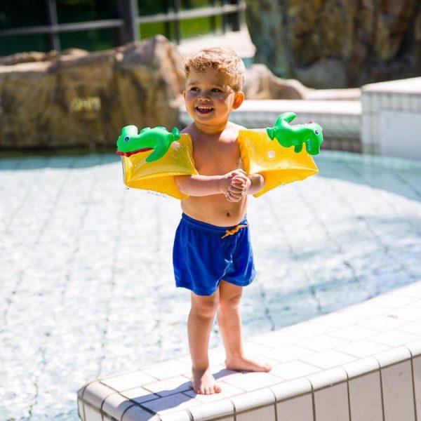 Zwembandjes baby