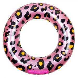 Panterprint zwemband