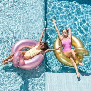 Zwemband flamingo