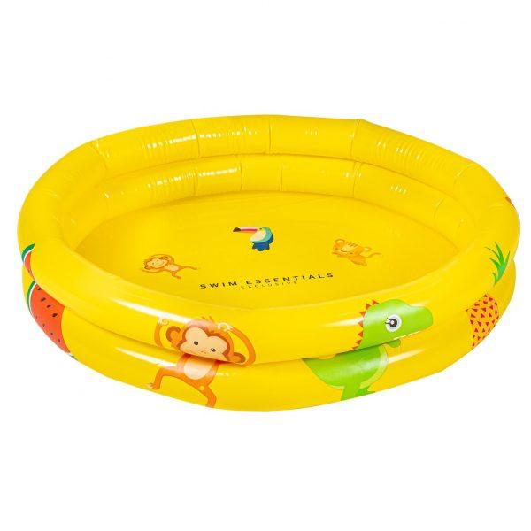 Baby zwembad dieren