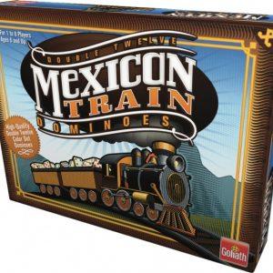 Mexican Train Domino