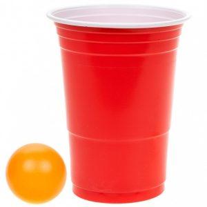Beerpong cups